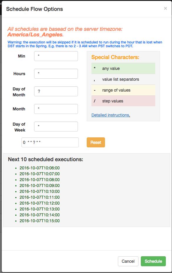 flexible-scheduling