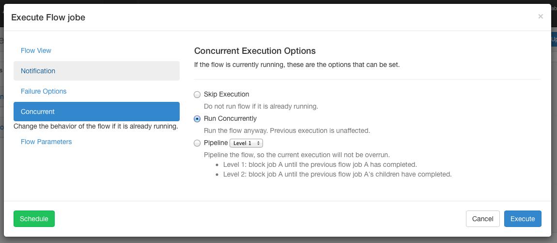 executeflowconcurrent